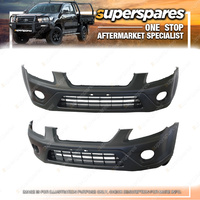 1 pc x Superspares Front Bumper Bar Cover for Honda Cr V 2004-2007