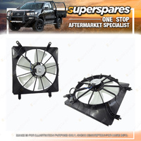 1 pc x Superspares Radiator Fan for Honda Cr V 2001-2007 Brand New