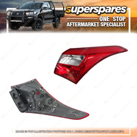 Right Outer Tail Light for Hyundai I30 Hatchback GD 06/2012-11/2014
