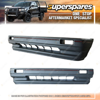 1 pc x Superspares Front Bumper Bar Cover for Mazda 121 DA 1987 - 1990