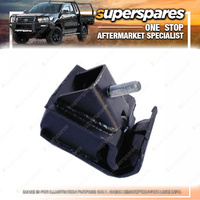 1 pc x Superspares Rear Engine Mount for Mazda 323 BF 05/1985 - 09/1989
