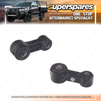 Superspares Front Sway Bar Link for Subaru Liberty BD/BE 06/1994 - 08/2003