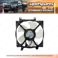 A/C Condenser Fan for Subaru Liberty BM/BR 2.5L BOXER NON TURBO PETROL- EJ25
