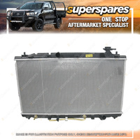 1 pc x Superspares Radiator to suit Toyota Aurion GSV40 09/2009-03/2012