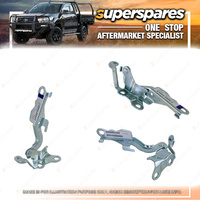 Superspares Right Bonnet Hinge to suit Toyota Corolla ZZE122 12/2001-04/2007