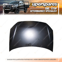 1 x Superspares Bonnet for Volkswagen Polo 9N 2005 - 2010 Brand New