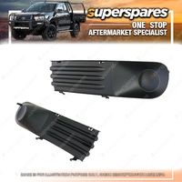 Left Fog Light Cover for Volkswagen Transporter T5 08/2004-09/2009
