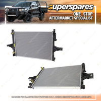 Superspares Radiator for Volvo S70 V70 C70 5 CYL 04/1997 - 01/2004