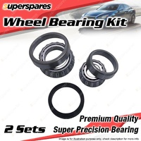 2 Front Wheel Bearing Kit for VOLVO 142 144 145 164 242 244 245 264 265 ATE