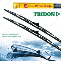 Tridon Wiper Complete Blade Set For Mercedes Benz MB-Class 11/99-05/05