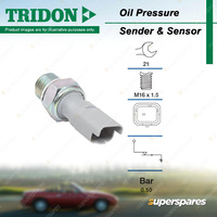 Tridon Oil Pressure Light Switch for MINI Clubman Cooper Countryman One R55 R56