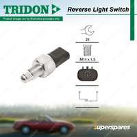 Tridon Reverse Light Switch for Proton Persona Gli 1.5L S3 4G15 SOHC 12V