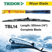 1x Tridon Rear Premium Quality Wiper Blade For Nissan Patrol GU 10/04-12/12
