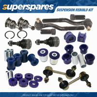 Front SuperPro Suspension Rebuild Kit for Ford Falcon BA BF 02-07