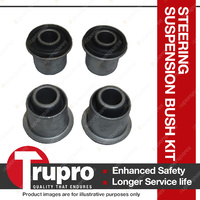 Trupro Front Control Arm Upper Inner Bush Kit For Ford Courier PE PG PH 2WD 4WD