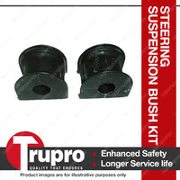 Trupro Front Sway Bar Bush Kit For Holden Commodore Calais VE 21mm ID 06-13