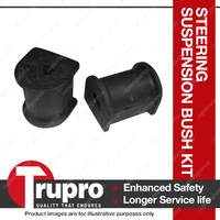 Trupro Rear Sway Bar Bush Kit For Range Rover P38 Without A.C.E 95-02