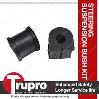 Trupro Rear Sway Bar Bush Kit For Mazda MX5 NB 99-04 Premium Quality