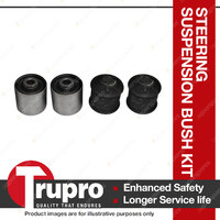 Trupro Rear Trailing Arm Lower Bush Kit For Mitsubishi Pajero IO QA 98-05