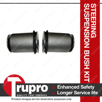 Trupro Fr Control Arm Lower Inner Rear Bush Kit For Toyota Landcruiser 200 Ser.