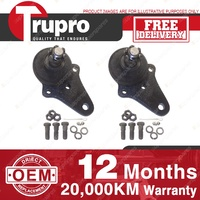 2 Pcs Trupro Lower Ball Joints TOYOTA COMMERCIAL HILUX 2WD RN2_ RN3_ RN4_ SER