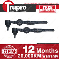 Trupro LH+RH Inner Tie Rod Ends for HOLDEN COMMERCIAL DROVER QB 4WD 85-87
