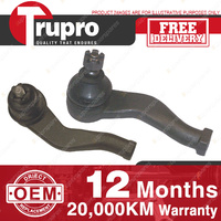 2 Pcs Outer Tie Rod Ends DAIHATSU APPLAUSE A101 CHARADE G100 G101 G102 G200 G203