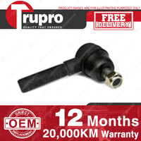 1 Pc Trupro Inner RH Tie Rod End for FORD COMMERCIAL TRANSIT VAN 12-35 CWT