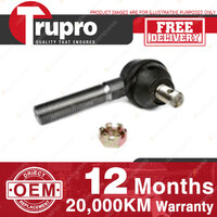 1 Pc Trupro Outer LH Tie Rod for MAZDA 1500 LUCE 1600 B1500 B1600 B1800 UTILITY