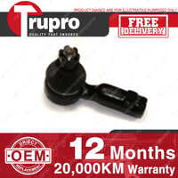 1 Pc Trupro Outer RH Tie Rod End for NISSAN DATSUN 320 520 521 620 2WD 63-79