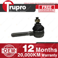 1 Pc Trupro Outer LH Tie Rod End for PEUGEOT 205 306 504 505 604 SERIES 75-ON