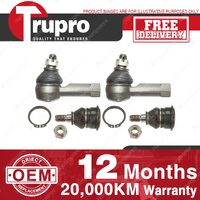 Ball Joint Tie Rod End Kit For HOLDEN ASTRA LD NISSAN PULSAR N13 TRW RACK
