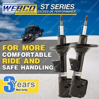 Pair Front Webco Pro Strut Shock Absorbers TOYOTA STARLET EP91 1.3 Hatch 96-99
