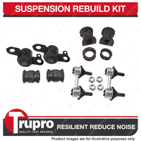 Front Suspension Bush Rebuild Kit Control Arm For Toyota RAV 4 1996-2000