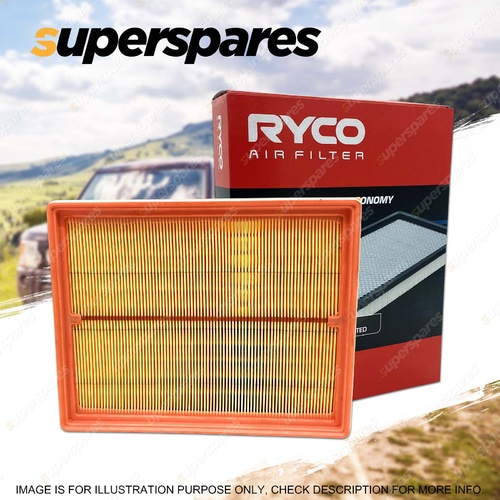 Ryco Air Filter for Jeep Wrangler JK V6 3.8L 3.6L Petrol 03/2007-On