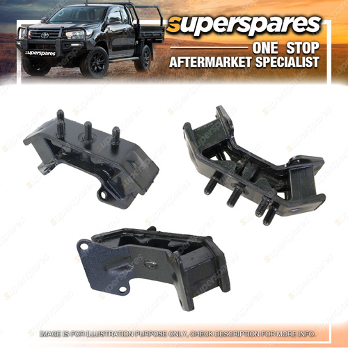 Rear Engine Mount for Subaru Impreza GC 1.6 2.0L Petrol Automatic Ej16 Ej20