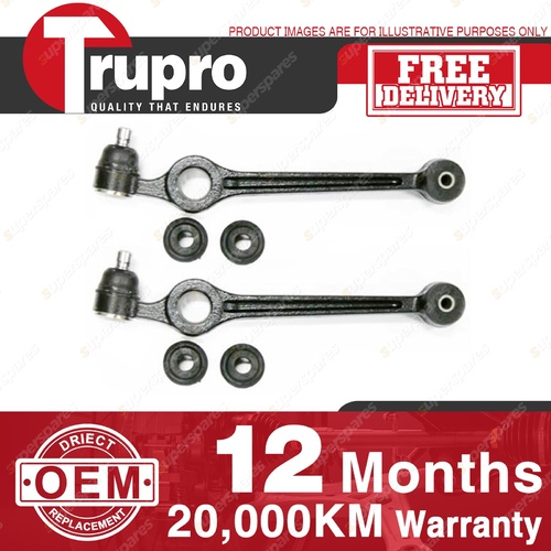 2 Trupro Lower Control Arm With Ball Joints For MAZDA 121 DB Sedan 90-97